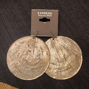 Express Shell Earrings